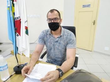 Vereador Lucas Carielo