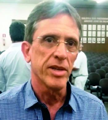 Diretor executivo da Santa Casa de Passos, Daniel Porto Soares.