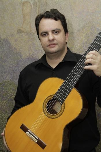 O violonista clássico CELSO FARIA - Foto: Foca Lisboa
