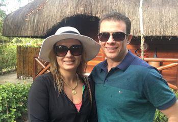 Alisson Thales M. Martins e Luana A. Morais Martins -  Nannai Beach Resort & Spa
