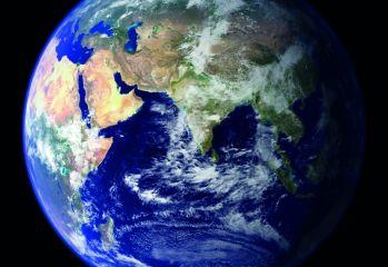 Girando a Terra ao contrário