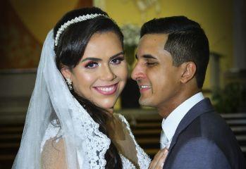 Wesley Garcia Guimarães e Laysa Barros Machado