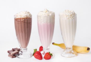 7 receitas de milkshakes para fazer em casa