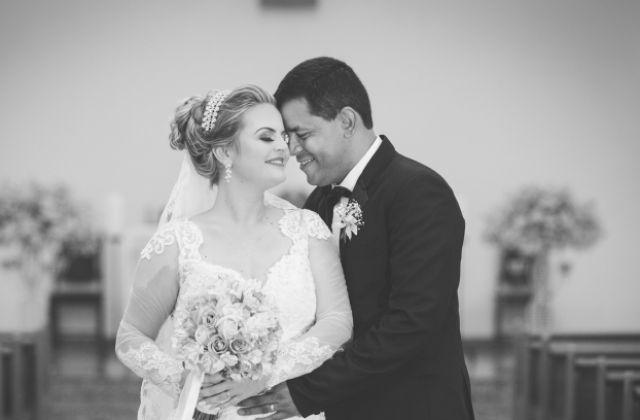 Stenio Silva Martins e Brenda Karla Amorim