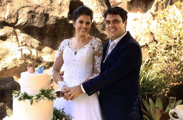Felipe Naves Pereira da Silva e Daniela de Lima Almada