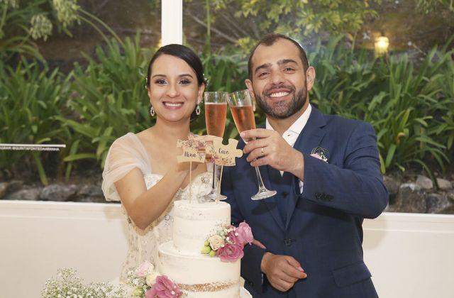 Caio Sergio Reis Fonseca Freitas e Nina Flor Marques