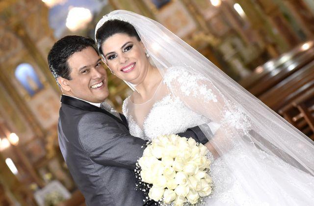 Ronei Alves da Silva e Andréia Magalhães Pereira