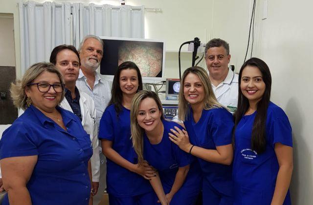 SERVIÇO DE ENDOSCOPIA DO HOSPITAL SÃO JOSÉ/UNIMED ADQUIRE APARELHO DE ALTA PRECISÃO