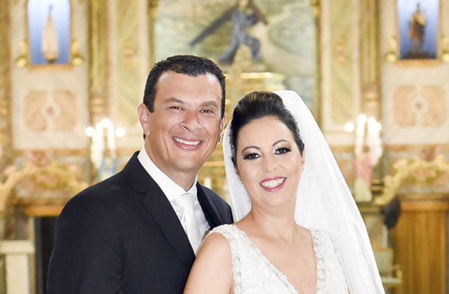 Glener José Piantino Lemos e Sabrina da Silva Melo