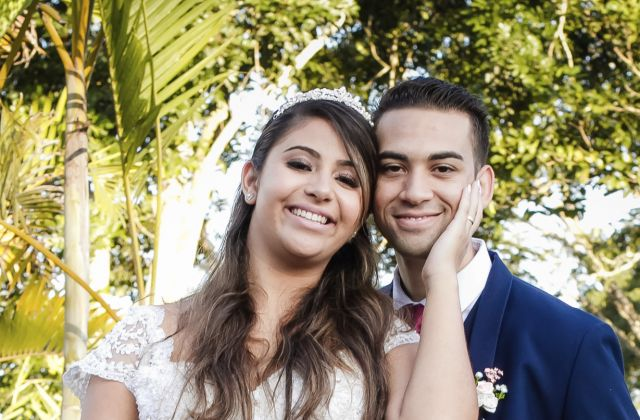 Raphael Simeão de Paula e Michelle do Nascimento Batista