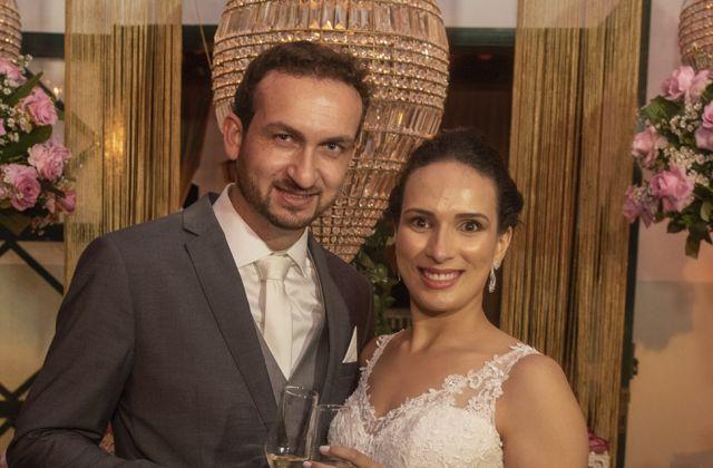 Wesllei Araújo Agege e Thaila Oliveira Zatiti Brasileiro