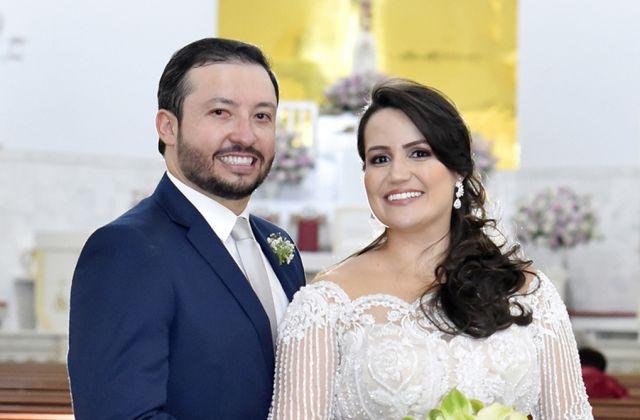 Luiz Fernando Silva Alves e Marina Vilela Freire