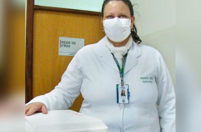 Mais de 16 mil doses de vacinas contra a covid-19 são distribuídas pela SRS Passos