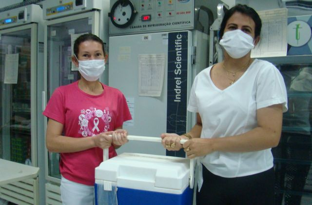 SRS Passos distribui mais de 48 mil doses de vacina contra covid-19