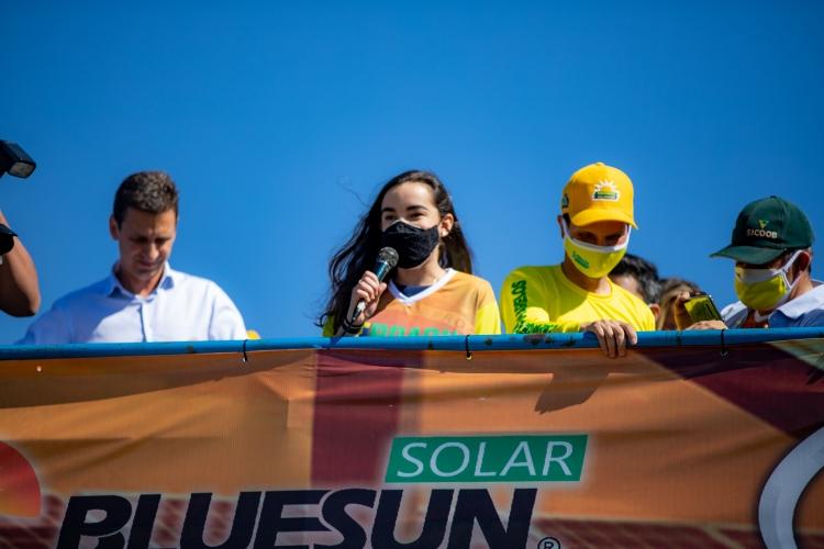 Bárbara Rubim, Vice-Presidente do Conselho de Administração da Associação Brasileira de Energia Solar Fotovoltaica (ABSOLAR).