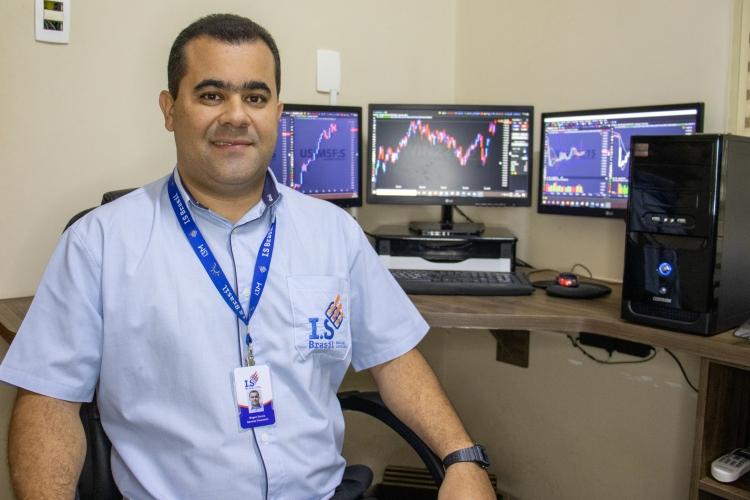 Magno Fonseca, Gerente Financeiro da I.S Brasil