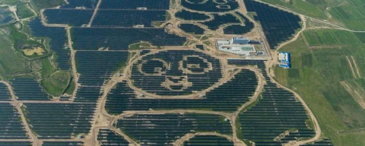 Parque Solar - Desert Tenger