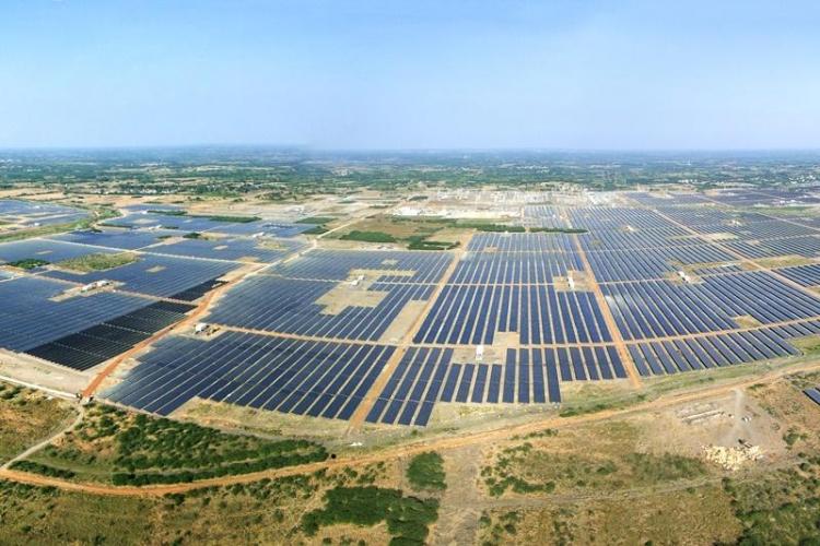 Parque Solar - Kamuthi