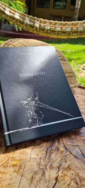 Capa do livro.