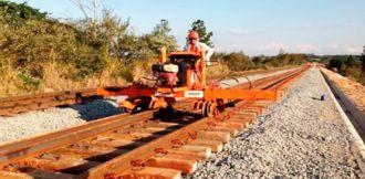 Prumo Engenharia conclui a duplicação da 100 Km de superestrutura do trecho São João da Boa Vista, à estação ferroviária de Canguera.