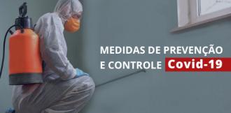 Realização de higienização das áreas de vivência nos Canteiros de Obras.