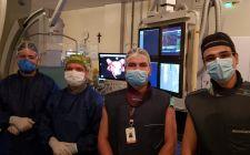 Santa Casa de Passos realiza procedimento inédito na cardiologia