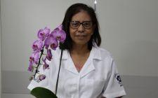 Dona Odete celebra 40 anos de trabalho na Santa Casa de Passos