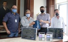 JDE apoia Santa Casa de Passos no combate à pandemia