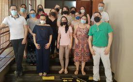 Santa Casa promove mais uma etapa do curso Experiência em Liderança