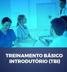 TBI - TREINAMENTO BÁSICO INTRODUTÓRIO