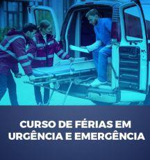 CURSO DE FÉRIAS EM URGÊNCIA E EMERGÊNCIA