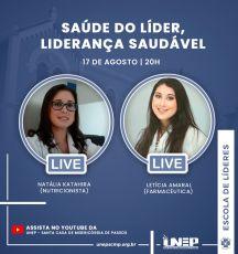 """LIVE: """"Saúde do Líder, Liderança Saudável"""""""
