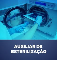 AUXILIAR DE ESTERILIZAÇÃO